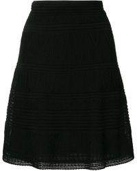 M Missoni   A-line Skirt   Lyst