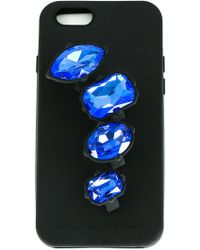 Stella McCartney - Embellished Stone Iphone 6 Case - Lyst