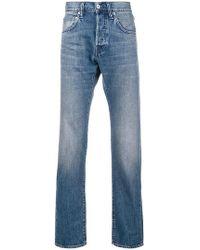 Edwin - Straight Leg Jeans - Lyst