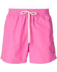 Polo Ralph Lauren - Classic Swim Shorts - Lyst