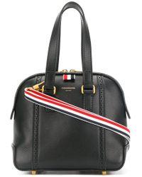 Thom Browne - Brogue-detail Mrs. Thom Mini Bag - Lyst