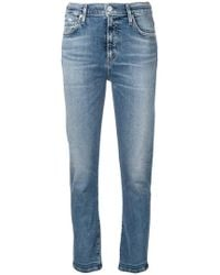 Citizens of Humanity - Schmale Jeans - Lyst