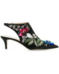 Christopher Kane - Peonies Boots - Lyst