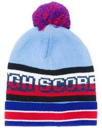 Tommy Hilfiger - Colour-block Beanie Hat - Lyst