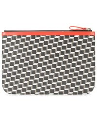 Pierre Hardy - Large Perspective Cube Pouch - Lyst