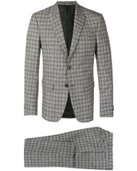 Givenchy - Chequered Suit - Lyst