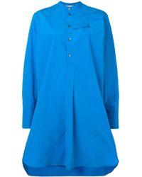 Marni ボタンドレス - ブルー