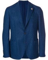 Lardini - Tailored Blazer - Lyst