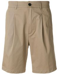 Department 5 - Stretch Chino Shorts - Lyst