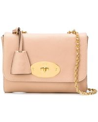 Lyst - Mulberry Small Cross Body Bag in Brown 900932a854980