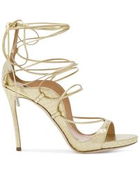 DSquared² - Tied Strappy Sandals - Lyst