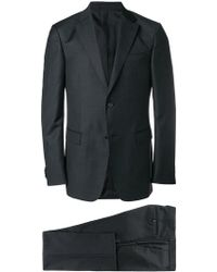 Z Zegna - Classic Tailored Suit - Lyst