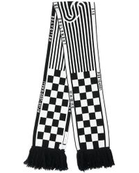 Proenza Schouler - Pswl Checkerboard Knit Scarf - Lyst