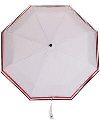 Thom Browne - Paraguas de viaje con rayas - Lyst