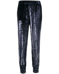 Philosophy Di Lorenzo Serafini - Metallic Trousers - Lyst