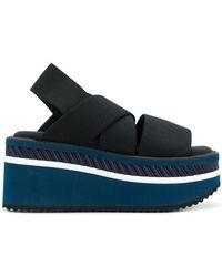 Clergerie - Platform Sandals - Lyst