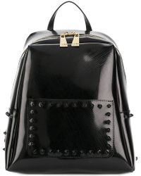 Gum - Stud Detailed Backpack - Lyst