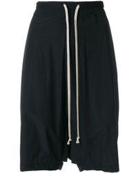 Rick Owens - Baggy Shorts - Lyst