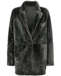 32 Paradis Sprung Freres - Single Breasted Coat - Lyst