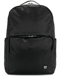 WOOD WOOD - Logo Patch Backpack - Lyst