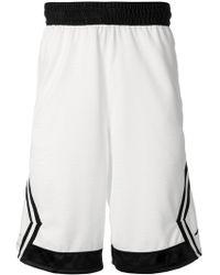Nike - Jordan Rise Diamond Basketball Shorts - Lyst