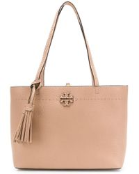 Tory Burch - Mcgraw Mini Tote Bg - Lyst