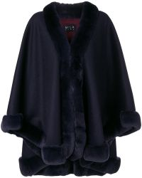 Cara Mila - Anabelle Cape - Lyst