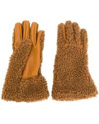 Stella McCartney - Panelled Gloves - Lyst