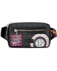 Gucci - Night Courrier Soft GG Supreme Belt Bag - Lyst