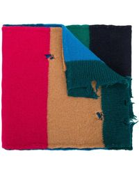 Erika Cavallini Semi Couture - Striped Scarf - Lyst