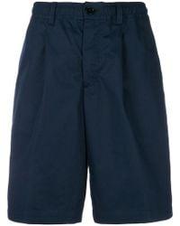 Marni - Elasticated Waistband Bermuda Shorts - Lyst