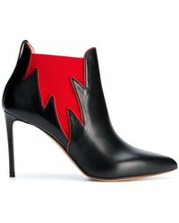Francesco Russo - Elasticated Side Panel Boots - Lyst