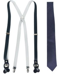 Fefe - Tie Braces Set - Lyst