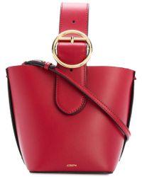 JOSEPH - O-ring Top Handle Bag - Lyst