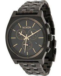 Nixon - Time Teller Chrono - Lyst