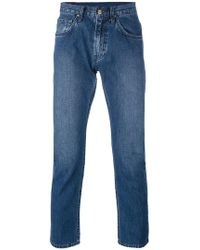 House of Holland - Zip Powell Jeans - Lyst
