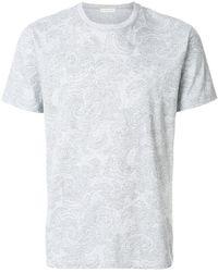 Etro - Paisley T-shirt - Lyst