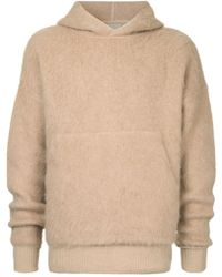 Laneus - Front Pockets Hoodie - Lyst