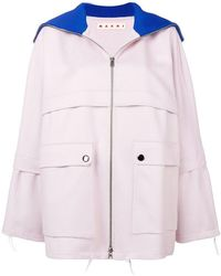 Marni - Relaxed Fit Coat - Lyst