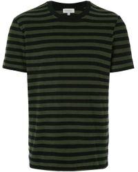 Calvin Klein - Striped T-shirt - Lyst