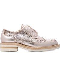 Pedro Garcia - 'kalee' Brogue Shoes - Lyst