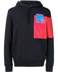 Calvin Klein - Printed Hoodie - Lyst