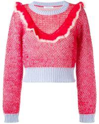 Ruffle Ruffle Sweater Sweater Lyst Vivetta Vivetta Lyst c6OII7q