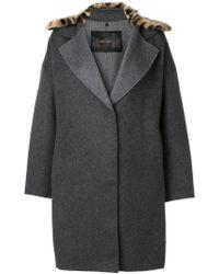 Ash - Boxy Coat - Lyst