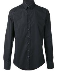 Dolce & Gabbana - Buttoned Shirt - Lyst