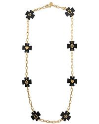 Tory Burch - Chunky Chain Necklace - Lyst