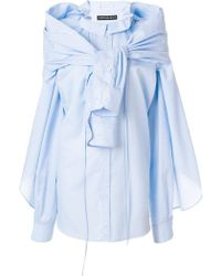 Y. Project - Double Sleeves Shirt - Lyst