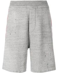 DSquared² - Elasticated Waist Shorts - Lyst
