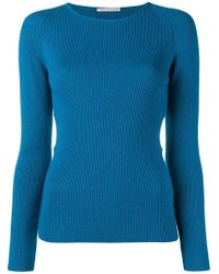 Emilia Wickstead - Side Cut Out Jumper - Lyst