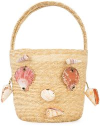 Rosie Assoulin - Sea Straw Crossbody Bag - Lyst